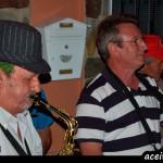 trompeta y tambor aceitunilla albahaca